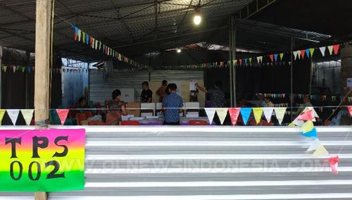 TPS 002 Desa Tounelet, Langowan