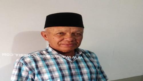 Ket foto  : Haji Ngadimin Pengurus IPHI Kabupaten Karo
