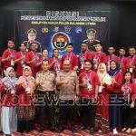 Wakapolda Sulut Buka Diskusi Keterbukaan Informasi Publik Di Manado, Diselenggarakan Divisi Humas Polri