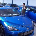 Bea Cukai kembali melelang mobil sitaan Subaru, jumlahnya mencapai 169 unit di tempat Penimbunan Pabean Bea dan Cukai Cikarang, Bekasi, Jawa Barat, Sabtu (28/9/2019).