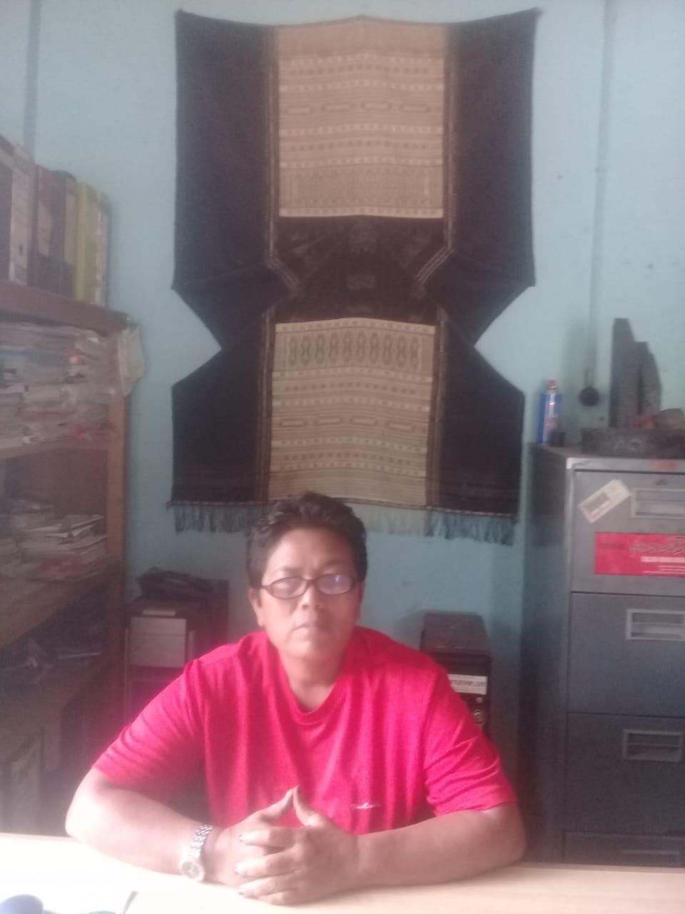 Foto : Tokoh Budaya Leluhur Pusuk Buhit, Bungani boru Sagala