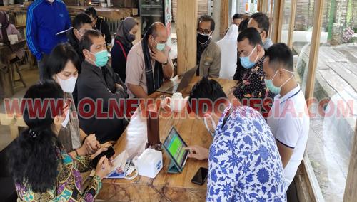 Deputi Bidang Koordinasi Pariwisata Ekonomi Kreatif Tawarkan 3 Desa Budaya Karo.