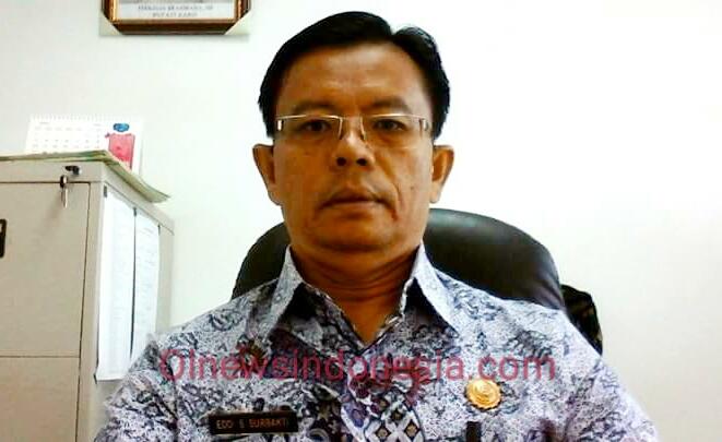 Ket foto :  DR. Drs Eddi Surianta Surbakti, M. Si Kepala Dinas Pendidikan Kabupaten Karo (Ist)